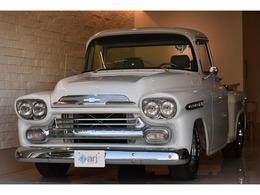 シボレー アパッチ カリフォルニア BOYD様でフルレストア済 禁煙車 ガレージ保管車 V8 350エンジン