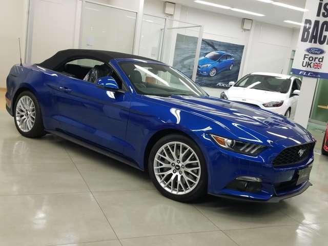 ブルーのボディカラーにはホワイトのレーシングストライプを入れるとよりアメリカンマッスルカーの雰囲気が向上するかもしれません。 当店でもリクエストにお応えできます!