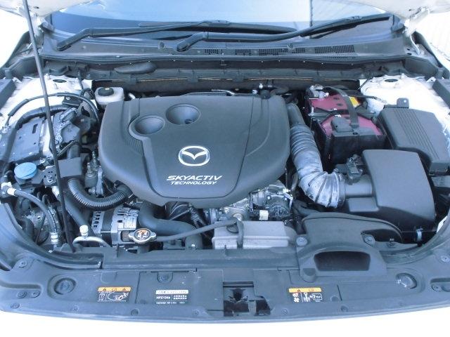 排気量2200CCスカイアクティブディーゼルエンジンが搭載されてます!