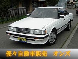 トヨタ マークIIセダン GTツインターボ タイミングベルト交換済・車検整備付