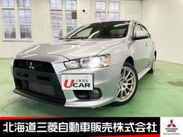 三菱 ランサーエボリューション 2.0 GSR X 4WD ナビ 夏冬タイヤ ボンネットダンパー付き