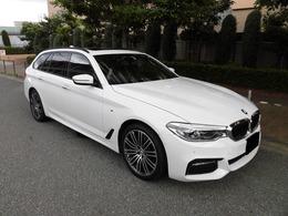 BMW 5シリーズツーリング 540i xドライブ Mスポーツ 4WD サンルーフ 黒革