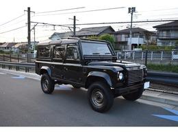 ランドローバー ディフェンダー 300TDI Nox/Pm適合 Bronze Desert Edition