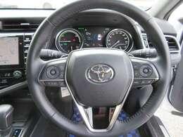 ■トヨタセーフティセンス付なので安心ですね!ヘッドライトは視線を動かさずにナビなどの案内を確認できるので更に安心してドライブできますよ!