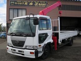 UDトラックス コンドル 4t4段 ラジコン ベット付 内寸5400×2140