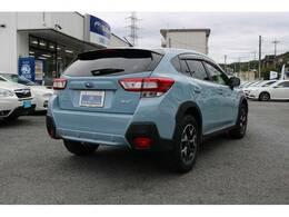 本格SUVの機能を備えながら、取り回しの良いサイズを実現!