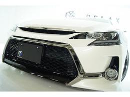 トヨタ マークX 2.5 250G Fパッケージ Gs仕様新品NEW3眼シーケンシャルライト