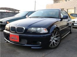 BMW 3シリーズクーペ 318Ci Mスポーツ /サンルーフ/全長式車高調/社外AW