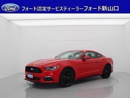 フォード マスタング 50イヤーズ エディション ワンオーナー 本革シート 純正SDナビ