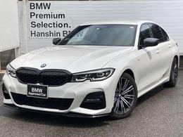 BMW 3シリーズ 330i Mスポーツ 認定保証1オナ黒革パフォーマンスFリップ