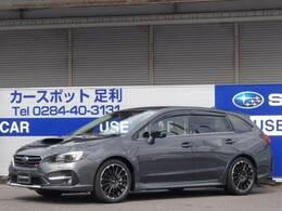 スバル レヴォーグ 1.6 STI スポーツ アイサイト ブラック セレクション 4WD 元試乗車 ナビ/フルセグTV・Rカメラ付