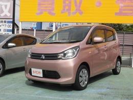 三菱 eKワゴン 660 M キーレス CD ABS 車検2年受渡 CD