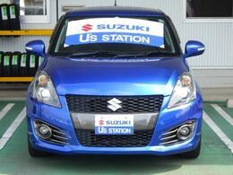 スイフトスポーツCVT車です。