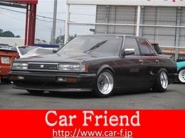 トヨタ クレスタ Sルーセント ツインカム24 F&Rスポイラー 車高調 マフラー