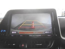 バックモニター付きです!バックする際に後方の様子をカーナビのモニター上に表示してくれます。運転席にいながら、後方が確認できるので、バック駐車が、スムーズに行えます。