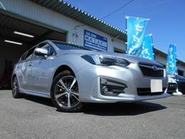 スバル インプレッサスポーツ 1.6 i-L アイサイト Sスタイル 4WD メモリナビ 後側方警戒 新車保証継承
