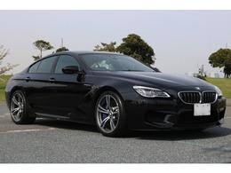 BMW M6 グランクーペ 4.4 後期 1オーナ コンフォートP Dラー記録