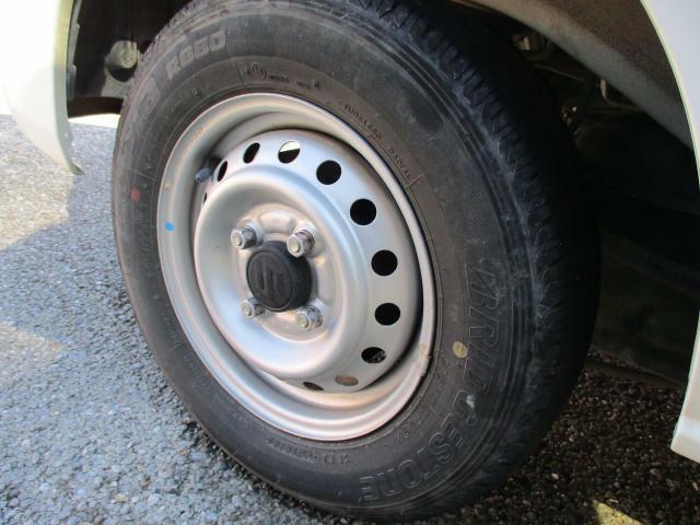 タイヤ・ホイール画像です。