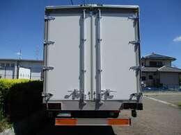 観音ドア交換済 東急車両 アルミウイング TVS-00P-S-078 ラッシングレール 床フック6対 最大積載量2450キロ 新規車検時に最大積載量が減トンの可能性があります 内外装キレイ