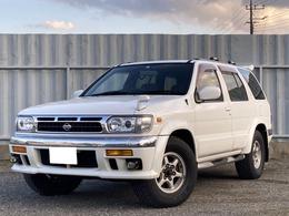 日産 テラノ 3.3 ワイド R3m-R 4WD ワンオーナー ガソリン サンルーフ