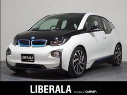 BMW i3 レンジエクステンダー装備車 4名 ドライビングAプラス 純正ナビ Bカメ ETC