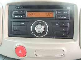 ☆純正CD・ラジオでございます。