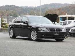 BMWのフラッグシップセダン