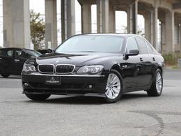 BMW 7シリーズ 740i 純正ETC 本革シート サンルーフ