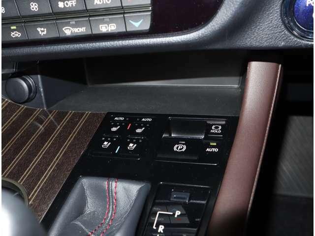シートヒーター&ベンチレーションを装備しています。季節を問わず快適なドライブをサポートします。