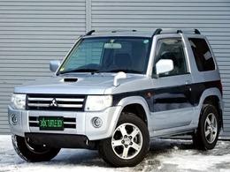 三菱 パジェロミニ 660 エクシード 4WD オートマ4WD ICターボ ABS
