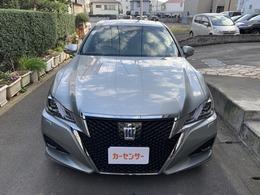 トヨタ クラウンアスリート ハイブリッド 2.5 G JフロンティアLTD純正HDDナビ・TV・ETC