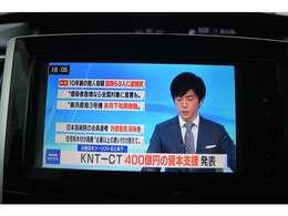 バックカメラ!カーナビ&テレビ付き!