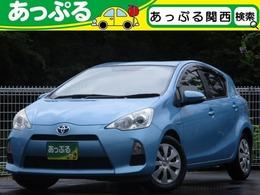 トヨタ アクア 1.5 G 純正ナビ フルセグ Bカメラ 禁煙車