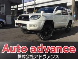 トヨタ ハイラックスサーフ 2.7 SSR-G 4WD リフトUP ナビ TV Rカメヒッチメンバー