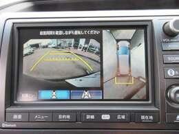 純正360°カメラ付き♪ 全周囲を確認することが出来ます♪ 駐車の不慣れな方でも安心ですね♪