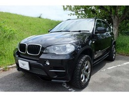 BMW X5 xドライブ 35d ブルーパフォーマンス 4WD 7人乗り リフトアップ