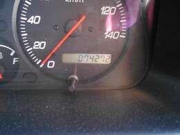 走行7400km台!!