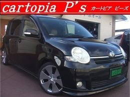 トヨタ シエンタ 1.5 G 全塗装済黒/ローダウン/両側電動ドア