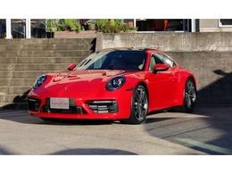 ポルシェ 911 カレラS 新車並行 7MT 992カレラS
