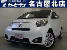 トヨタ iQ 1.3 130G MTゴー レザーパッケージ フルセグ/6MT車/ユーザー買取/HIDヘッド