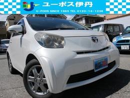 トヨタ iQ 1.3 130G レザーパッケージ プラス HDDナビ 地デジ ETC コンビシート