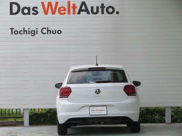 """""""Das WeltAuto"""" Volkswagen認定中古車です。"""
