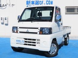 三菱 ミニキャブトラック 660 Vタイプ 5MTエアコンパワステ三方開きETC社外アルミ