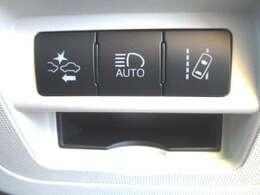 安全装備のトヨタセーフティーセンス装着車