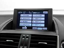 純正電動ポップアップ式HDDナビ&テレビ付きです