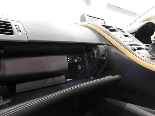 高速道路ストレスフリーのETC装着です