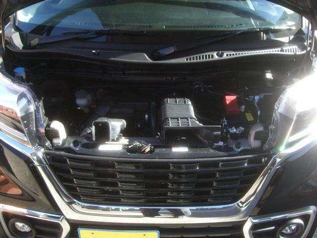 DOHC VVTターボエンジン