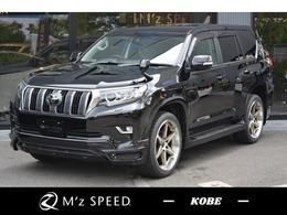 トヨタ ランドクルーザープラド 2.7 TX 4WD 5人乗ZEUS新車コンプリートカー
