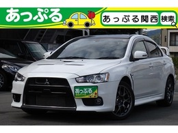 三菱 ランサーエボリューション 2.0 ファイナルエディション 4WD 限定1000台 ワンオーナー レカロシート