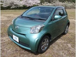 トヨタ iQ 1.3 130G レザーパッケージ プラス YouTube説明動画有り